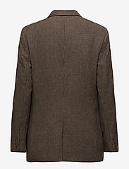 Polo Ralph Lauren - Houndstooth Tweed Blazer - suits & co-ords - brown/camel hound - 1