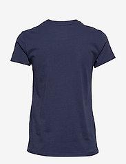 Polo Ralph Lauren - Cotton Jersey Crewneck Tee - t-shirts - cruise navy - 1