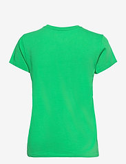 Polo Ralph Lauren - Cotton Jersey Crewneck Tee - t-shirts - golf green - 2