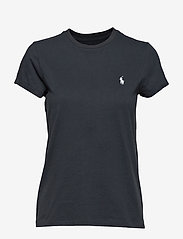 Polo Ralph Lauren - Cotton Jersey Crewneck Tee - t-shirts - polo black - 1