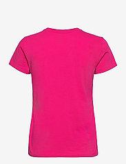 Polo Ralph Lauren - Cotton Jersey Crewneck Tee - t-shirts - sport pink - 2