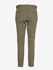 Polo Ralph Lauren - Bi-Stretch Twill Pant - straight leg trousers - dark sage - 1