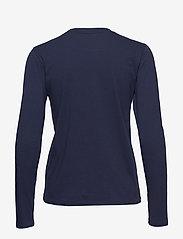 Polo Ralph Lauren - Jersey Long-Sleeve Shirt - long-sleeved tops - cruise navy - 1