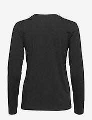 Polo Ralph Lauren - Jersey Long-Sleeve Shirt - langærmede toppe - polo black - 2