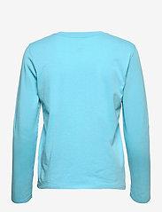 Polo Ralph Lauren - Jersey Long-Sleeve Shirt - langærmede toppe - sailing turquise - 2