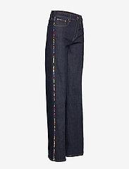 Polo Ralph Lauren - Ulta Stretch Wide-Leg Jean - broeken met wijde pijpen - dark indigo w rai - 3