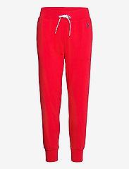 Polo Ralph Lauren - Fleece Sweatpant - sweatpants - bright hibiscus - 0