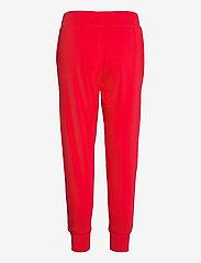 Polo Ralph Lauren - Fleece Sweatpant - sweatpants - bright hibiscus - 1