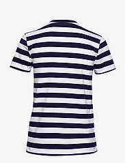 Polo Ralph Lauren - Striped Short-Sleeve Tee - striped t-shirts - cruise navy/ whit - 1