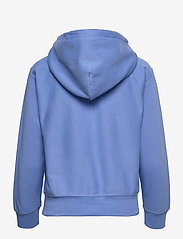 Polo Ralph Lauren - Fleece Full-Zip Hoodie - hættetrøjer - harbor island blu - 2