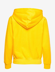 Polo Ralph Lauren - Fleece Full-Zip Hoodie - hættetrøjer - university yellow - 2