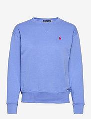 Polo Ralph Lauren - Fleece Pullover - sweatshirts - harbor island blu - 1