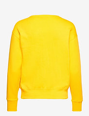 Polo Ralph Lauren - Fleece Pullover - sweatshirts - university yellow - 2