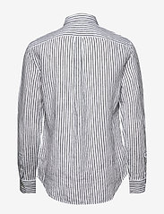 Polo Ralph Lauren - Relaxed Fit Linen Shirt - long-sleeved shirts - 542f white/polo b - 1