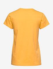 Polo Ralph Lauren - 26/1'S JERSEY-SSL-KNT - logo t-shirts - chrome yellow - 1