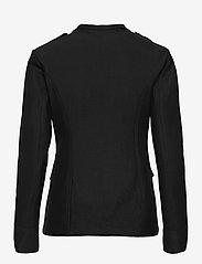 Polo Ralph Lauren - Cotton Stretch Blazer - casual blazers - polo black - 2