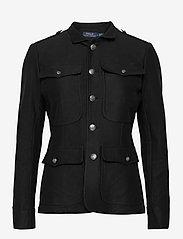 Polo Ralph Lauren - Cotton Stretch Blazer - casual blazers - polo black - 3