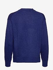 Polo Ralph Lauren - Silk Long-Sleeve Cardigan - cardigans - fall royal - 1