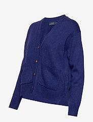 Polo Ralph Lauren - Silk Long-Sleeve Cardigan - cardigans - fall royal - 2