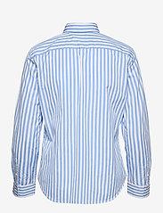Polo Ralph Lauren - Striped Cotton Shirt - langærmede skjorter - 921a lt blue/whit - 2