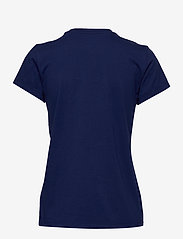 Polo Ralph Lauren - Beaded Polo Tee - printed t-shirts - holiday navy - 1