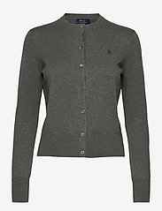 Polo Ralph Lauren - Cotton Cardigan - cardigans - antique heather - 0
