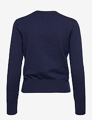 Polo Ralph Lauren - Cotton Cardigan - cardigans - bright navy - 1