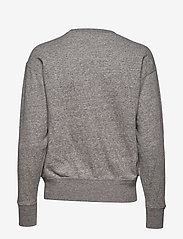 Polo Ralph Lauren - Polo Bear Fleece Sweatshirt - sweatshirts - dark vintage heat - 1