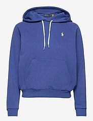 Polo Ralph Lauren - FEATHERWEIGHT FLC-LSL-KNT - hættetrøjer - royal navy - 0