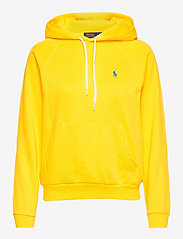 Polo Ralph Lauren - FEATHERWEIGHT FLC-LSL-KNT - hættetrøjer - university yellow - 1