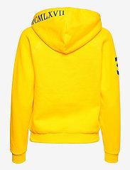 Polo Ralph Lauren - Fleece Hoodie - hættetrøjer - university yellow - 2