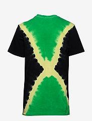 Polo Ralph Lauren - Big Fit Tie-Dye Tee - t-shirts - stem/polo black m - 2