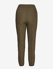 Polo Ralph Lauren - BRNSN JOGGER-STRAIGHT-PANT - casual trousers - basic olive - 1