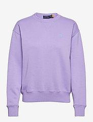Fleece Pullover - CRUISE LAVENDAR