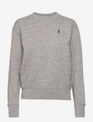 Fleece Pullover - DARK VINTAGE HEAT