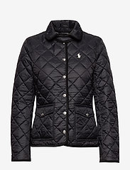 Polo Ralph Lauren - Cropped Barn Jacket - quilted jackets - polo black - 2