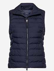 Polo Ralph Lauren - Packable Vest - puffer vests - aviator navy - 0
