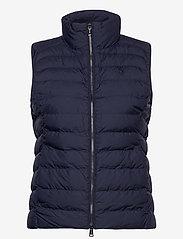 Polo Ralph Lauren - Packable Vest - puffer vests - aviator navy - 1