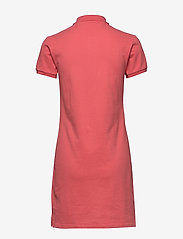 Polo Ralph Lauren - Cotton Polo Dress - short dresses - amalfi red - 1