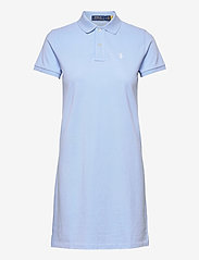 Polo Ralph Lauren - Cotton Polo Dress - hverdagskjoler - elite blue/c1750 - 1