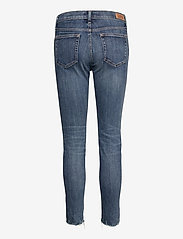 Polo Ralph Lauren - Tompkins Skinny Crop Jean - skinny jeans - medium indigo - 2