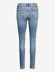 Polo Ralph Lauren - Tompkins Skinny Jean - skinny jeans - light indigo - 1