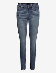 Polo Ralph Lauren - Tompkins Skinny Crop Jean - slim jeans - dark indigo - 0