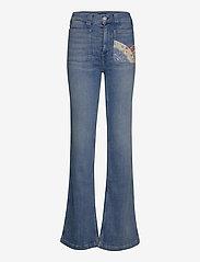 Polo Ralph Lauren - Jenn Flare Jean - schlaghosen - light indigo - 1