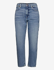 Polo Ralph Lauren - Hudson Jean - mom jeans - medium indigo - 1