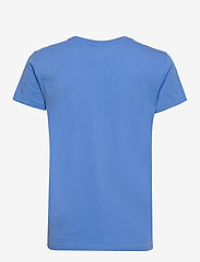 Polo Ralph Lauren - RL Cotton Jersey Tee - t-shirts - colby blue - 2