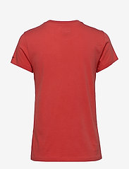 Polo Ralph Lauren - RL Cotton Jersey Tee - t-shirts - evening post red - 1