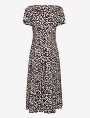 Polo Ralph Lauren - Floral Crepe Dress - everyday dresses - 749 poppy field f - 2