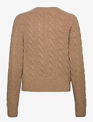 Polo Ralph Lauren - Buttoned Wool-Blend Cardigan - cardigans - luxury beige heat - 1