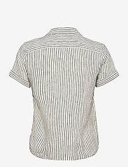 Polo Ralph Lauren - Y/D LINEN STRIPE-SSL-SHT - kortærmede skjorter - 542g nevis/polo b - 1